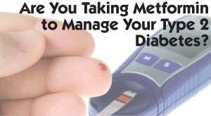 Metformin For Diabates